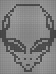 Alpha pattern #29795