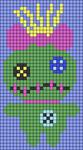 Alpha pattern #29803
