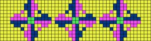 Alpha pattern #29804