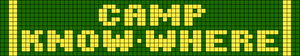 Alpha pattern #29826