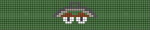 Alpha pattern #29833