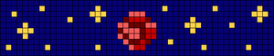 Alpha pattern #29857