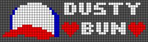 Alpha pattern #29858