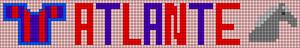 Alpha pattern #29859