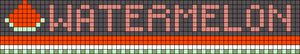 Alpha pattern #29900