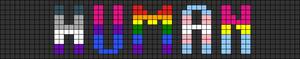 Alpha pattern #29902
