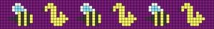 Alpha pattern #29905