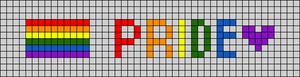 Alpha pattern #29907