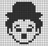 Alpha pattern #29916