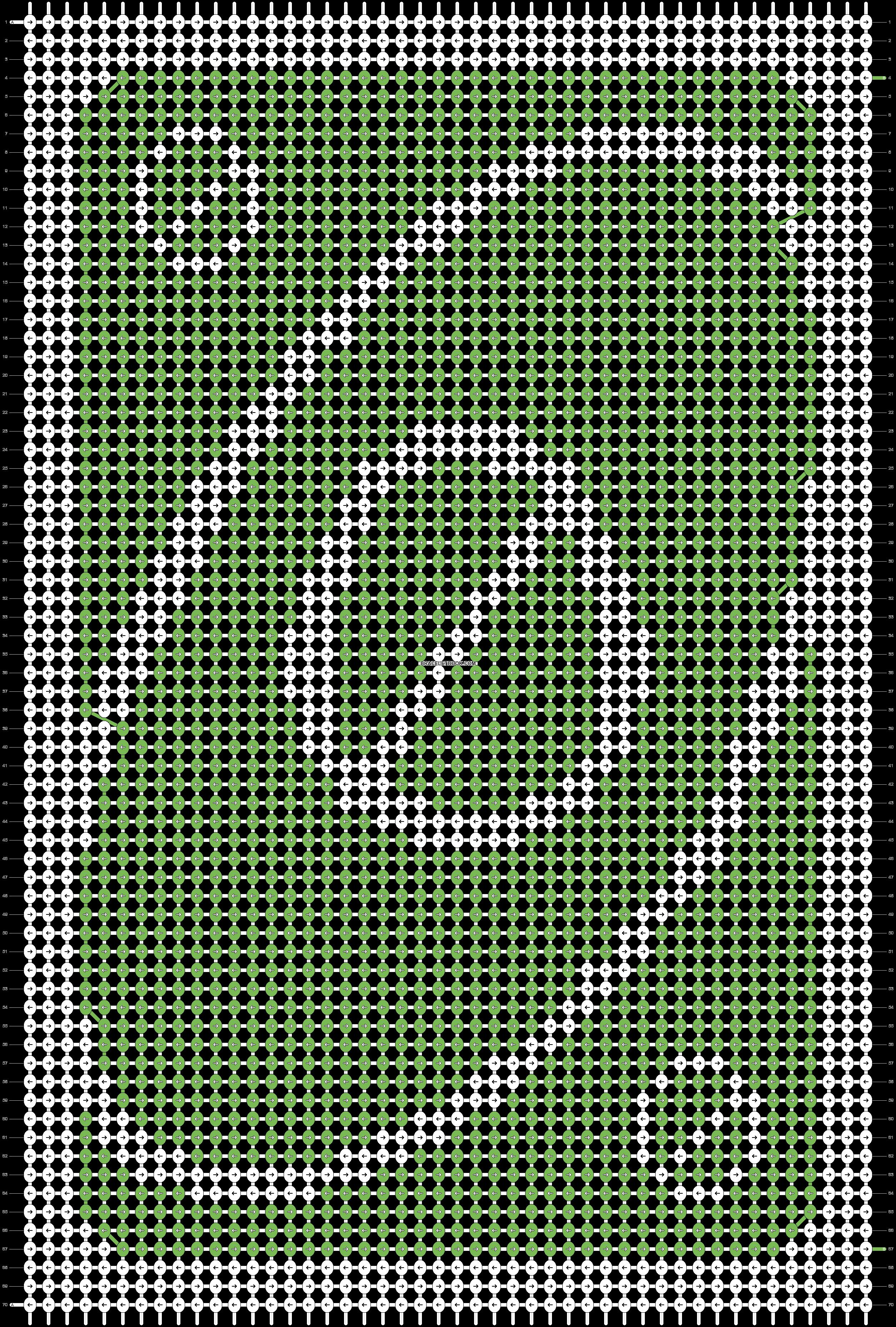 Alpha pattern #29947 pattern
