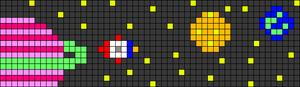 Alpha pattern #29949