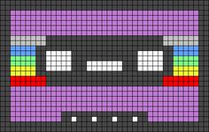 Alpha pattern #29952