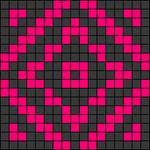Alpha pattern #29963