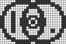 Alpha pattern #29965