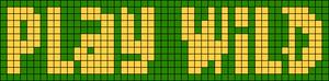 Alpha pattern #29970
