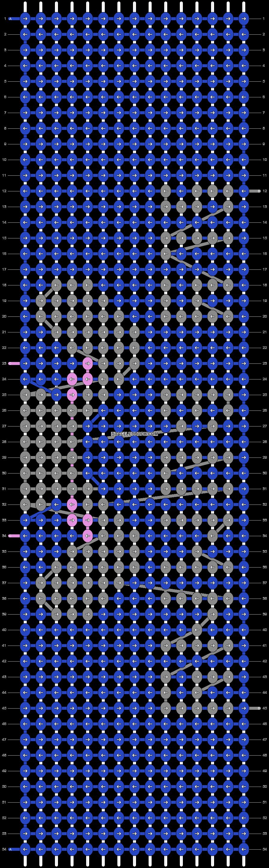 Alpha pattern #29975 pattern