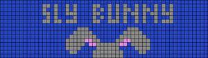 Alpha pattern #29975