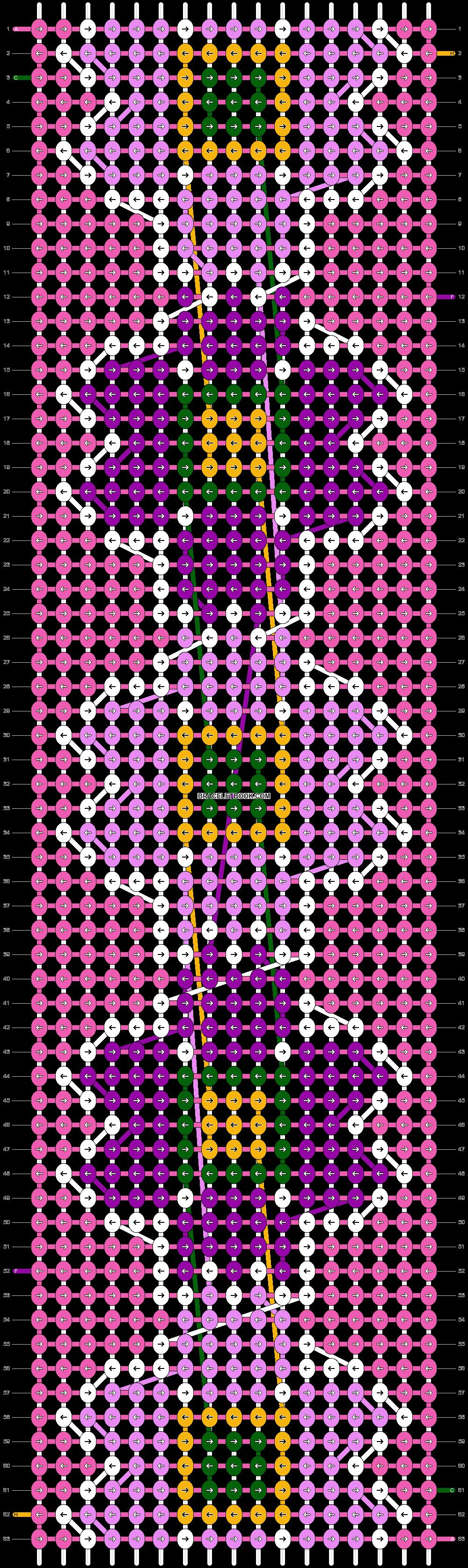 Alpha pattern #29978 pattern