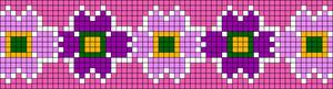 Alpha pattern #29978