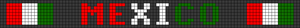 Alpha pattern #29993