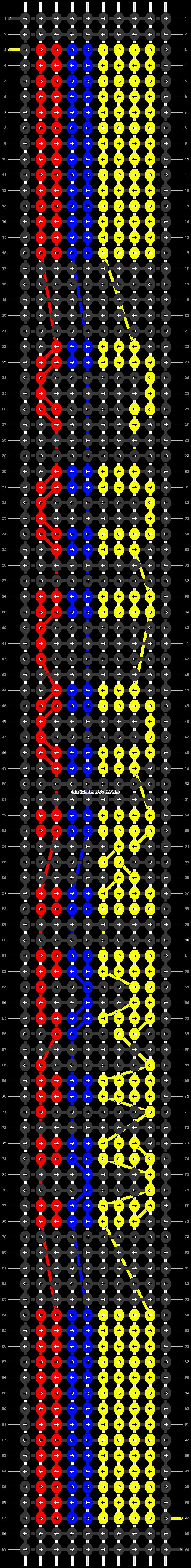 Alpha pattern #29994 pattern