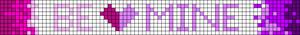 Alpha pattern #29997