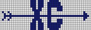 Alpha pattern #30014