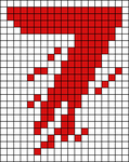 Alpha pattern #30015