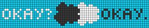 Alpha pattern #30087