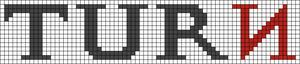 Alpha pattern #30090