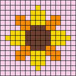 Alpha pattern #30093