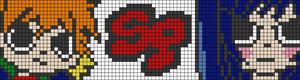 Alpha pattern #30133