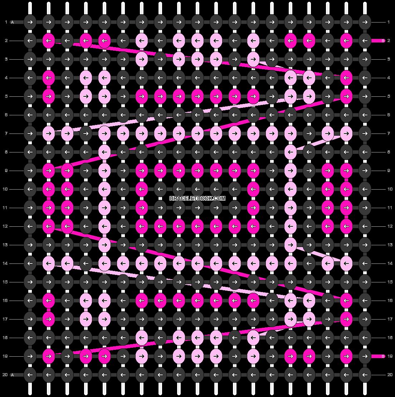 Alpha pattern #30140 pattern