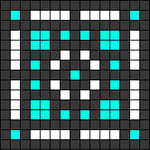 Alpha pattern #30141