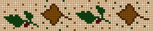 Alpha pattern #30166