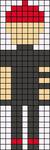 Alpha pattern #30168