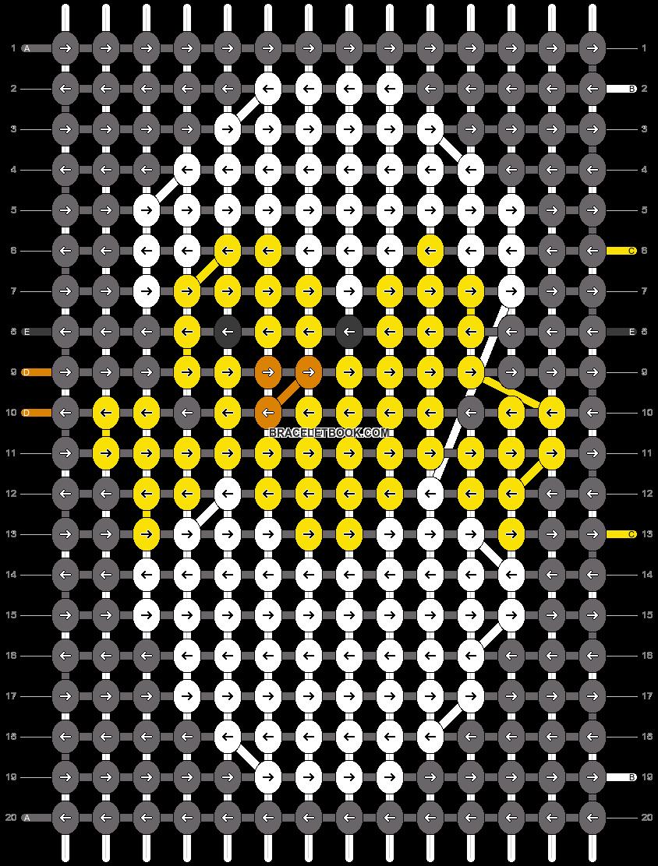 Alpha pattern #30169 pattern