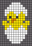 Alpha pattern #30169