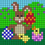 Alpha pattern #30175