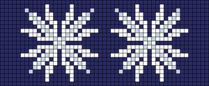 Alpha pattern #30187