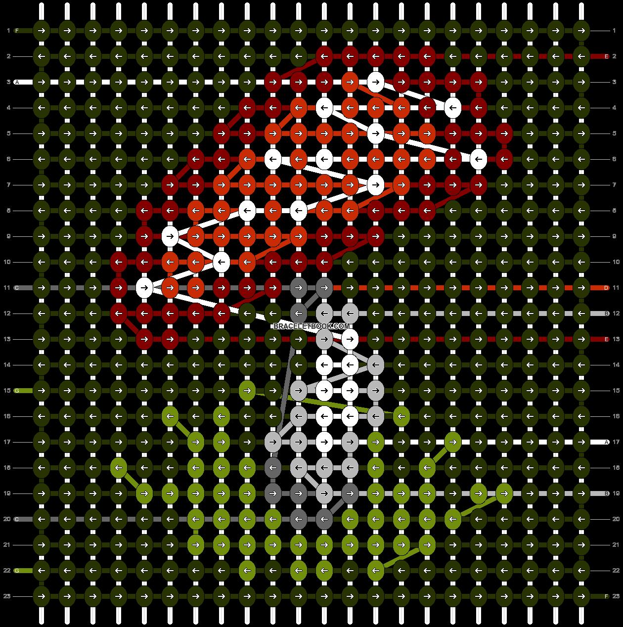 Alpha pattern #30196 pattern