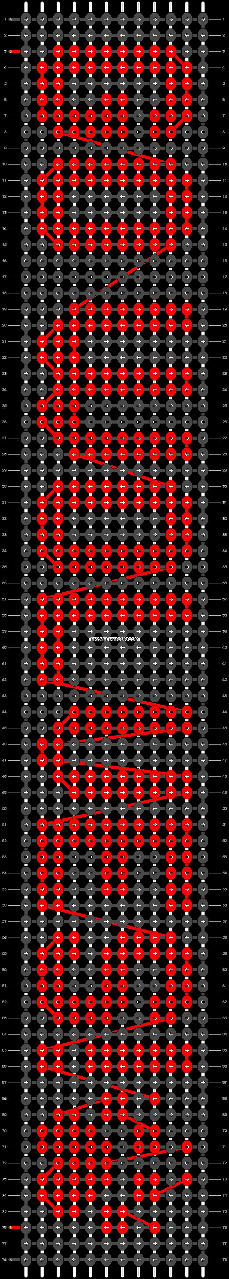Alpha pattern #30198 pattern