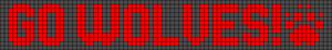 Alpha pattern #30198