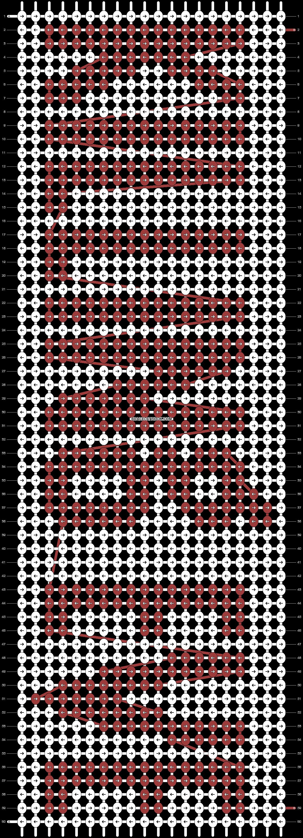 Alpha pattern #30217 pattern