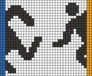 Alpha pattern #30237