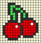 Alpha pattern #30256