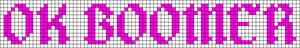 Alpha pattern #30272