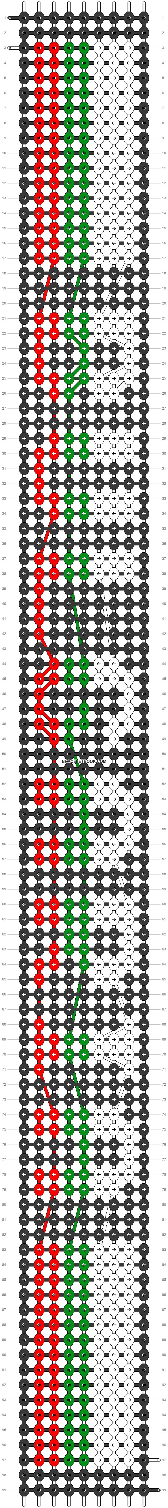 Alpha pattern #30273 pattern