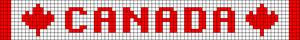 Alpha pattern #30274