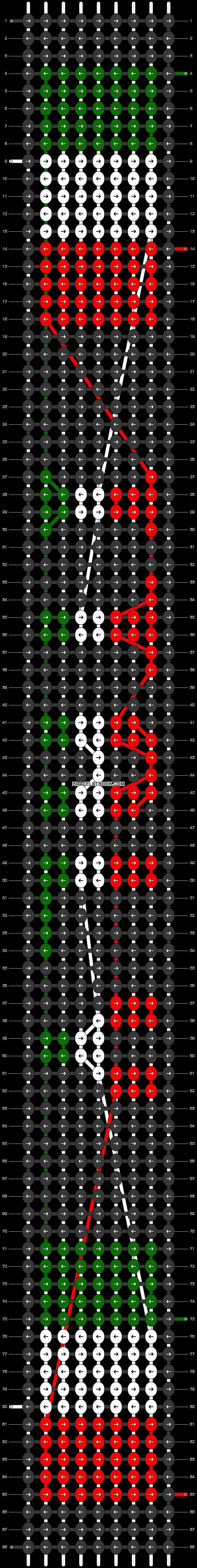 Alpha pattern #30275 pattern